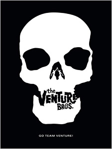 Go Team Venture!: The Art and Making of The Venture Bros. (book)