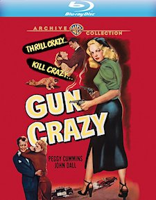 Gun Crazy (Blu-ray Disc)