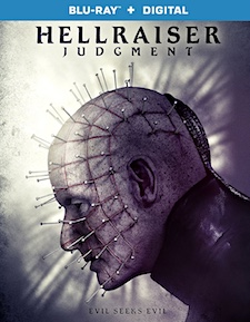 Hellraiser: Judgment (Blu-ray Disc)