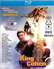 King Cohen (Blu-ray Disc)
