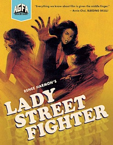 Lady Street Fighter (Blu-ray Disc)