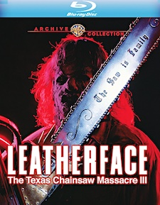 Leatherface: The Texas Chainsaw Massacre III (Blu-ray Disc)