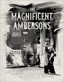 The Magnificent Ambersons (Criterion Blu-ray)