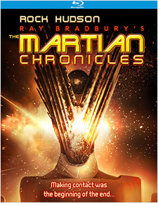 The Martian Chronicles (Blu-ray Disc)