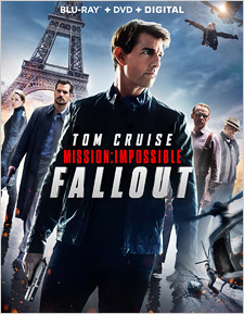 Mission: Impossible - Fallout (Blu-ray Disc)