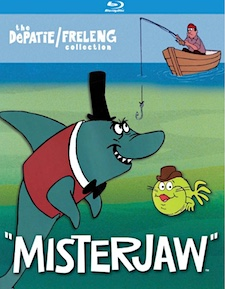 Misterjaw (Blu-ray Disc)
