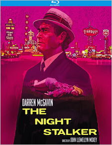 The Night Stalker (Blu-ray Disc)