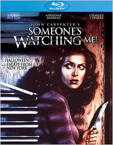 Someone's Watching Over Me (Blu-ray Disc)