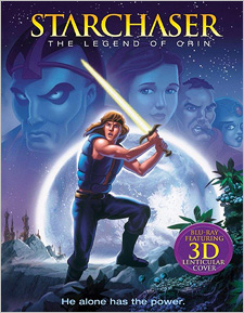 Starchaser: Legend of Orin (Blu-ray Disc)