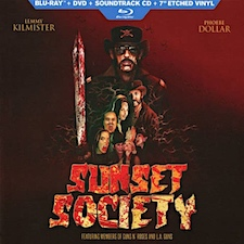 Sunset Society (Blu-ray Disc)
