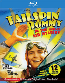 Tailspin Tommy and the Great Air Mystery (Blu-ray Disc)