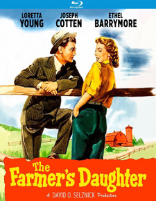 The Farmer's Daughter (Blu-ray Disc)