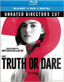 Truth or Dare (Blu-ray Disc)