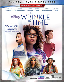 A Wrinkle in Time (Blu-ray Disc)