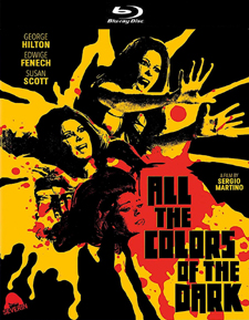 All the Colors of the Dark (Blu-ray Disc)