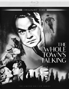 The Whole Town's Talking (Blu-ray Disc)