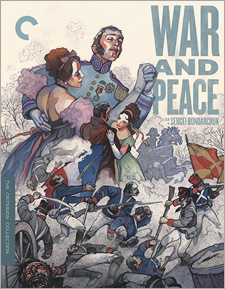 War and Peace (Criterion Blu-ray Disc)