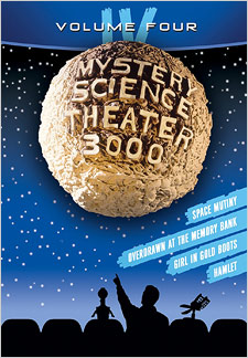 Mystery Science Theater 3000: Volume IV (DVD)