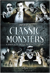 Universal Classic Monsters (DVD)