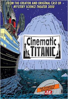 Cinematic Titanic: The Complete Collection (DVD)