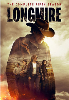 Longmire: The Complete Fifth Season (DVD)