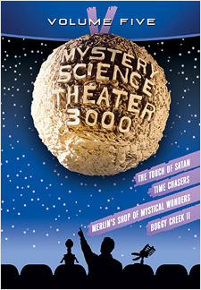 Mystery Science Theater 3000: Volume Five (DVD)