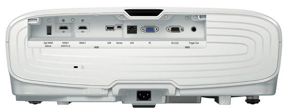 Epson 5040UB 1080p LCD Projector with 4K Enhancement