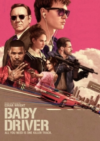Baby Driver (Blu-ray Disc)