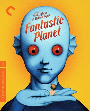 Fantastic Planet on Blu-ray