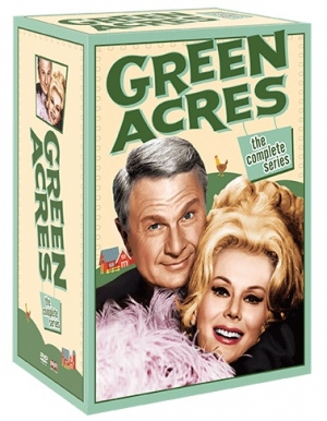 Green Acres: The Complete Series (DVD)