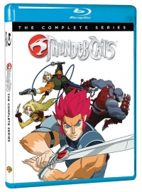 Thundercats on BD from Warner Archive