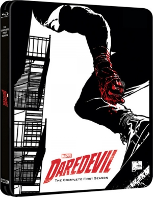 Daredevil: Season One (Zavvi-exclusive BD Steelbook)
