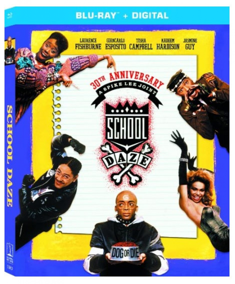 Spike Lee's School Daze on BD, M:I – Fallout/Philadelphia 4K dates