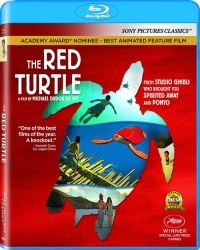 The Red Turtle (Blu-ray Disc)