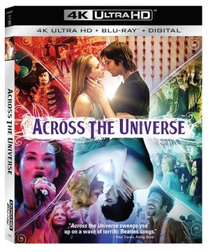 Across the Universe (4K Ultra HD)