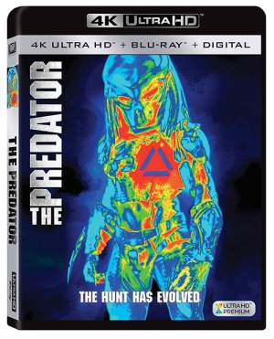 The Predator (4K Ultra HD)