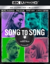 Song to Song (4K Ultra HD Blu-ray)