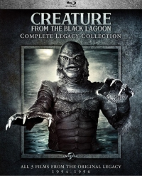 Creature from the Black Lagoon: Complete Legacy Collection (Blu-ray Disc)
