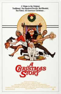 A Christmas Story one sheet