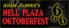 The Hell Plaza Oktoberfest 666!& III Blu-rays