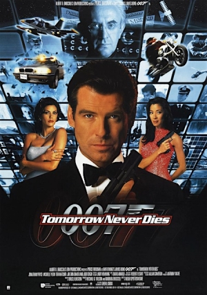 Tomorrow Never Dies one sheet