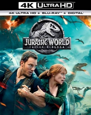 Jurassic Park: Fallen Kingdom (4K Ultra HD)