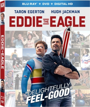 Eddie the Eagle (Blu-ray Disc)