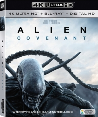 Alien: Covenant (4K Ultra HD)