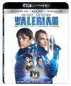 Valerian and the City of a Thousand Planets (4K Ultra HD)