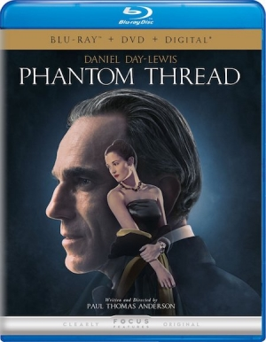 The Phantom Thread (Blu-ray Disc)