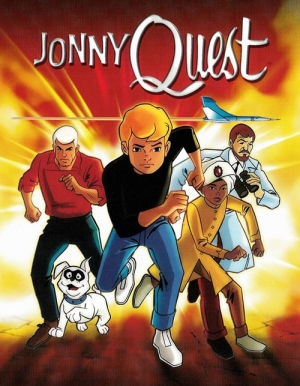 Jonny Quest on Blu-ray