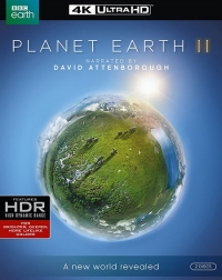Planet Earth II (4K Ultra HD Blu-ray)