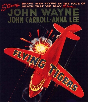 Flying Tigers coming to Blu-ray
