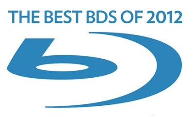 Mark's Top 10 Blu-rays of 2012